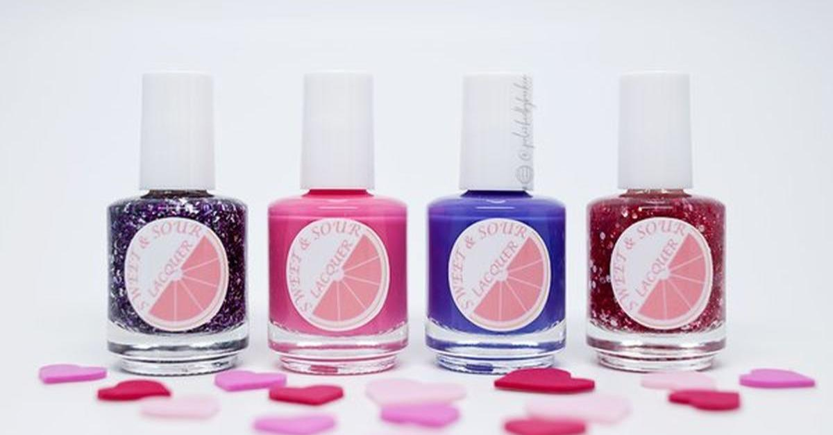 Sweet & Sour Lacquer