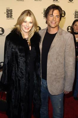 Rob Lowe and wife Sheryl