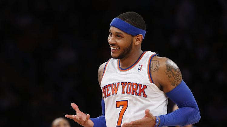 Carmelo Anthony has started a venture capital firm