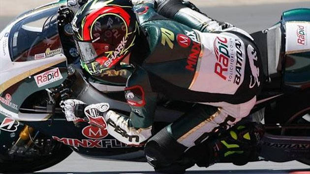 MotoGP Austin: Laverty fights to points' cusp from dead last