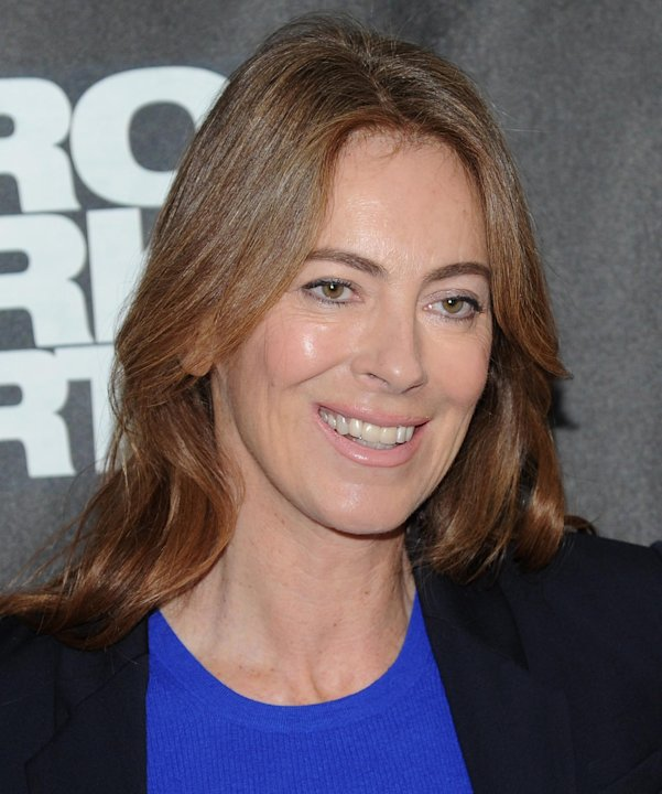 "FILE - In this Tuesday, Dec. 4, 2012 file photo, director Kathryn Bigelow participates in a ""Zero Dark Thirty"" photo call in New York. The film was nominated for an Academy Award and Mark Boal was nom"