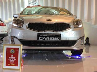 KIA New Carens Sebagai Car of The Year 2013 - Yahoo News Indonesia