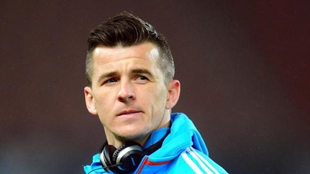 Joey Barton could return to Marseille's starting line-up on Friday night