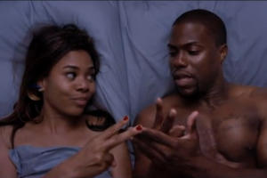 Kevin Hart Gets Lucky with Regina Hall in 'About Last Night' Trailer (Video)