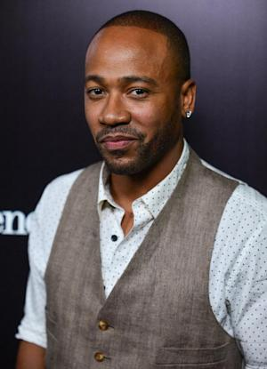 """FILE - In this Nov. 7, 2013, file photo, Columbus Short appears at the Ermenegildo Zegna Boutique opening in Beverly Hills, Calif. Dallas police said Short, the 31-year-old former """"Scandal"""" actor, has been arrested in Dallas for public intoxication Saturday, July 5, 2014. (Photo by Richard Shotwell/Invision/AP, File)"""