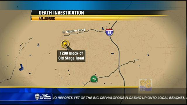 Sheriff's deputies investigate death of Fallbrook teen