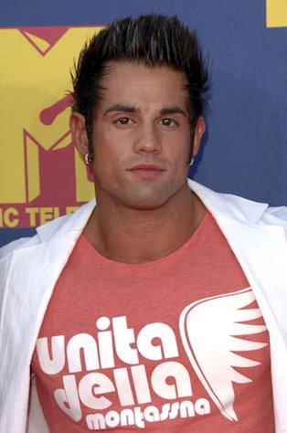 Joey Kovar of MTV&#39;s Real World XX arrives at the 2008 MTV Video Music Awards at Paramount Pictures Studios in Los Angeles on September 7, 2008 -- Getty Premium