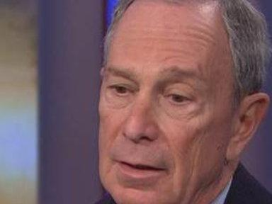 MTP EXCLUSIVE: Bloomberg On Gun Control: the Public Has Spoken