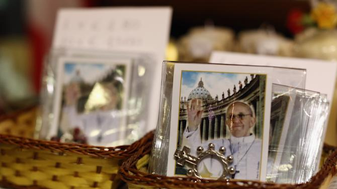 Pope Francis I First Day As New Pontiff