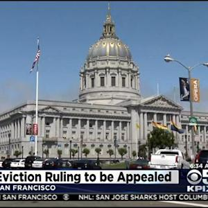 City Attorney Plans To Appeal San Francisco's Tenant Relocation Ordinance