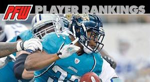 Week Four RB rankings