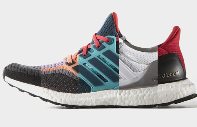 """adidas Gets """"Wavy"""" With Its Latest Ultra Boost Colorways"""