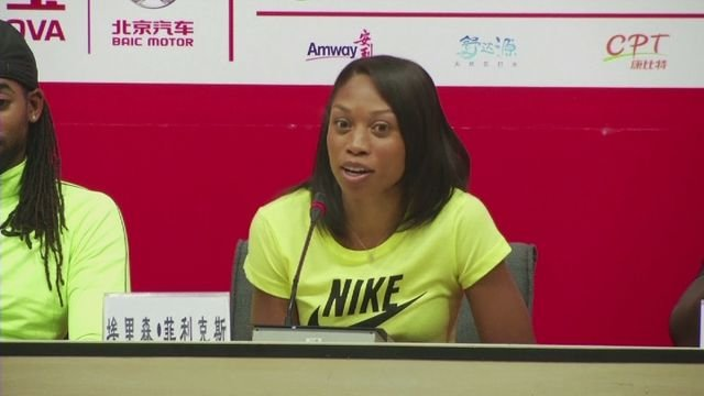 Athletes looking forward to IAAF World Challenge