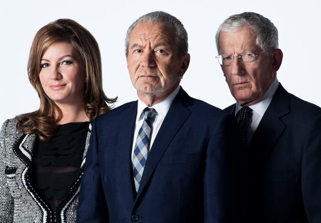 The Apprentice Meet the candidates