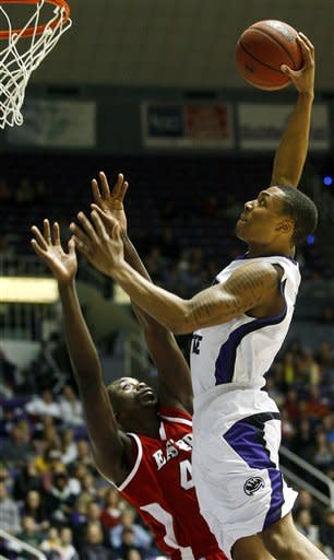 Lillard, Weber State hold off E Washington 84-75