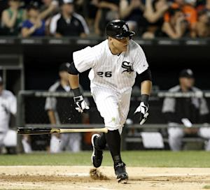 Danks leads White Sox to 4-3 win over Astros