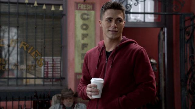 Colton Haynes: Roy Is Still An Enigma