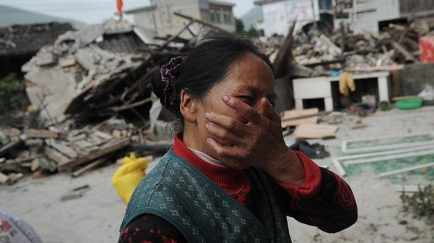 Earthquake Kills Over 100 in China, Death Toll Expected to Rise