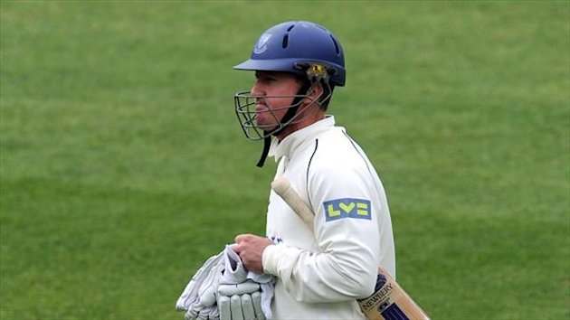 Murray Goodwin scored an unbeaten 138 from 245 balls on the opening day