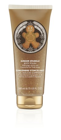 Ginger Sparkle Body Polish