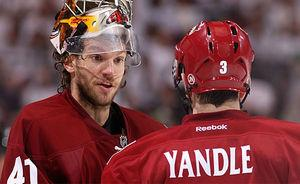 Luongo, Yandle and more trade deadline thoughts