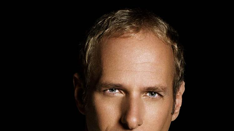 Celebrity Choir Master Michael Bolton on Clash of the Choirs.