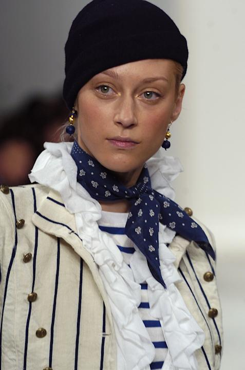 Olympus Fashion Week Spring 2006 - Ralph Lauren - Runway