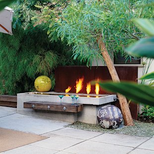 Make the firepit multiuse