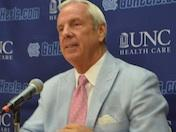 Roy Williams on health issues