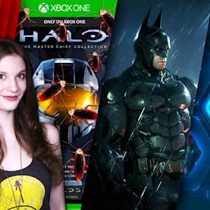 New Batman Gameplay & More Bugs For Master Chief Collection?! - GS Daily News