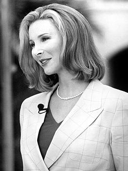 Lisa Kudrow in Warner Brothers' Analyze This