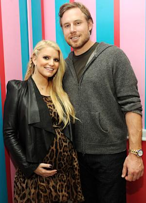 "Jessica Simpson and Eric Johnson: Daughter Maxwell ""Amazes"" Us Every Day"