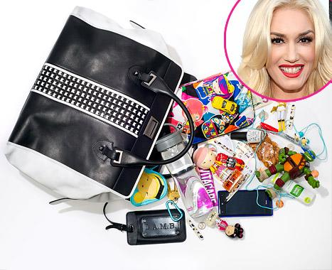 Gwen Stefani: What's In My Bag?