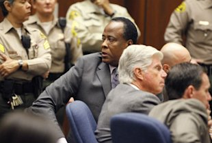 Michael Jackson's Doctor Conrad Murray To Be Released In Three Months
