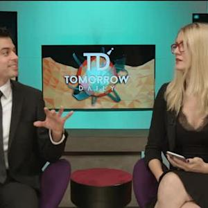 Tomorrow Daily 106: Our 'Best of 2014' Extravaganza