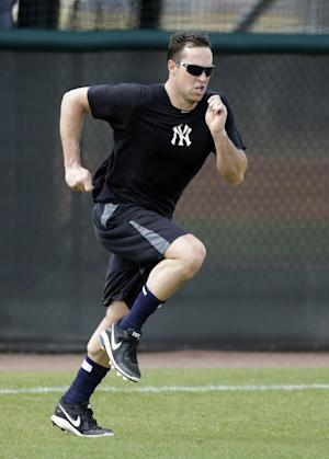 Teixeira: 'We're back to being the Yankees again'