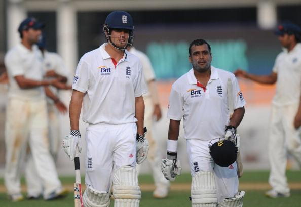 England v India 'A' - Day Two