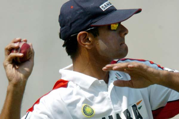 Some of you might find it surprising to know that Dravid has picked up four wickets while bowling off-spin for India in ODIs. Three of those came against South Africa in an ODI series in India in the