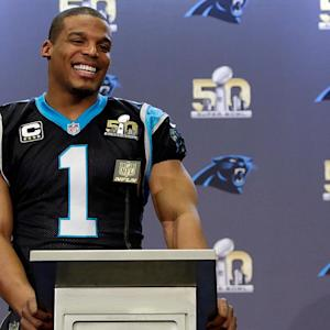 Watch: Cam Newton predicted Panthers' Super Bowl appearance before season started