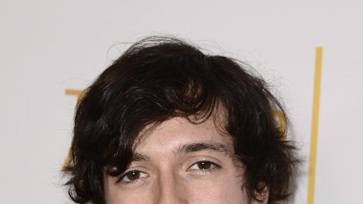 Josh Brener arrives at the Television Academy's 66th Emmy Awards Producers Nominee Reception at the London West Hollywood on Friday, Aug. 22, 2014. (Photo by Dan Steinberg/Invision for the Television Academy/AP Images)