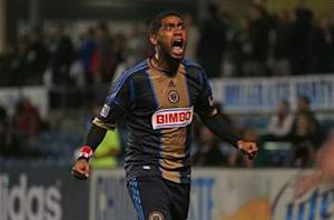 Chicago Fire 1-3 Philadelphia Union: Fire blow cold