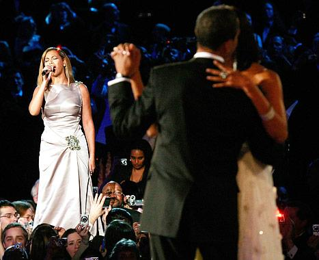 Beyonce to Perform National Anthem at President Barack Obama's Inauguration