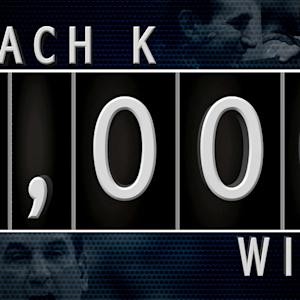 The Coach K Milestone Timeline