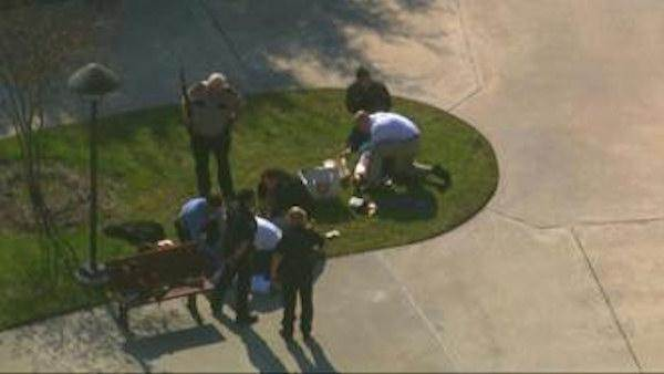 Fight leads to gunfire on Texas college campus
