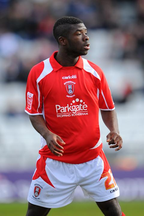 Abdulai Bell-Baggie played under Ronnie Moore at Rotherham