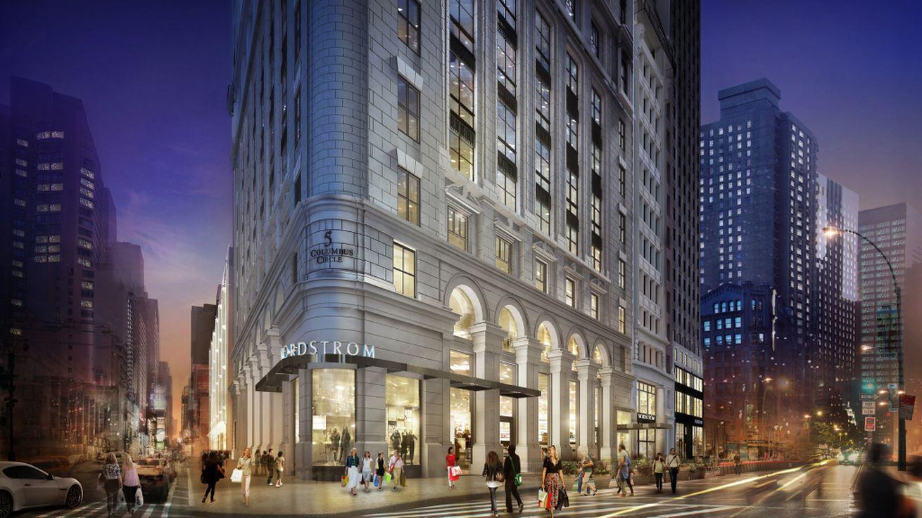 Nordstrom Is Adding More Space in Midtown, Won't Open in 2018