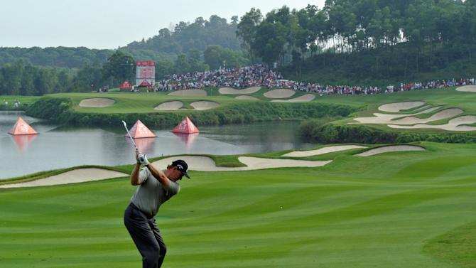 WGC HSBC Champions - Day Three