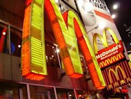 Singer Sues McDonald's Over Chicken Sandwich