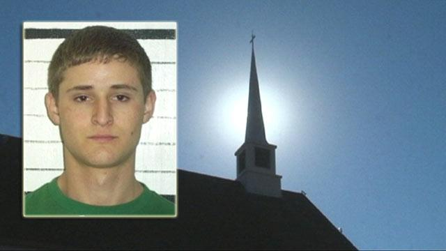 Judge Sentences Teen to Church