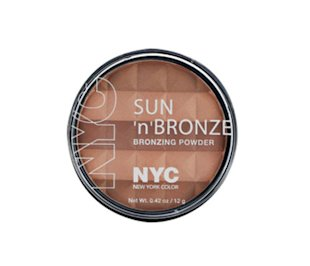 NYC New York Color Sun 'n' Bronze Bronzer, $5